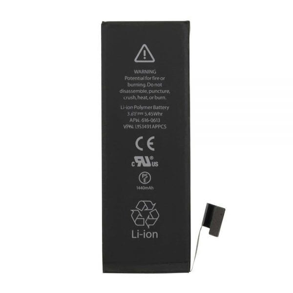 New original battery 616-0613 for iphone 5