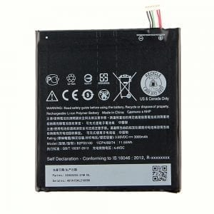 New original battery B2PS5100 for HTC One X9,One X9U,Desire 10 Pro,D10W
