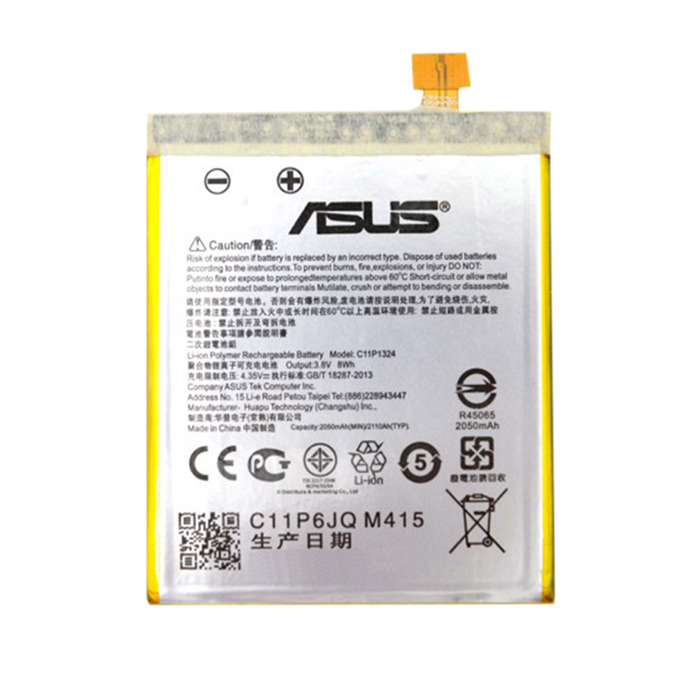 size 40 f6ca1 fbe83 New original battery C11P1324 for ASUS ZenFone 5