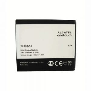 New original battery TLi025A1 for Alcatel onetouch POP 4