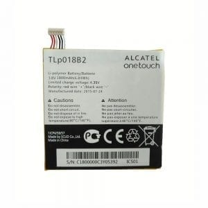 New original battery TLP018B2 for Alcatel onetouch OTS820,P606