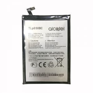 New original battery TLP050BC for Alcatel