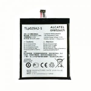 New original battery TLP029A2-S for Alcatel onetouch IDOL 3 5.5