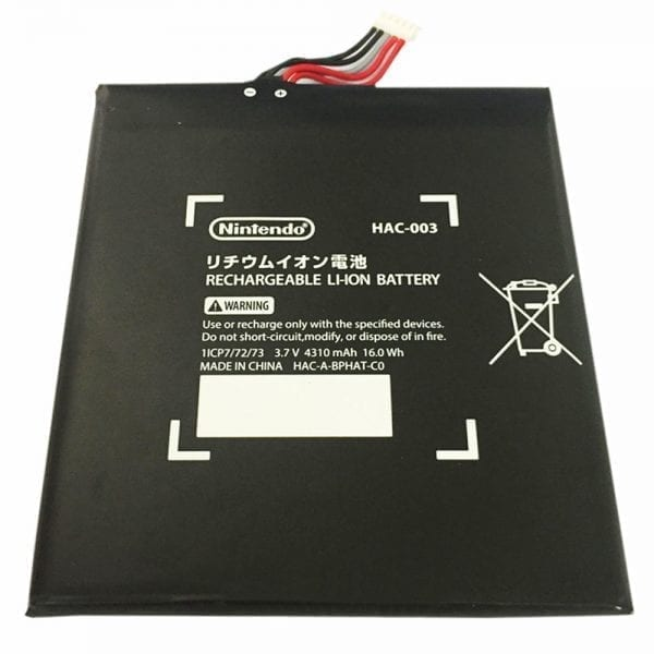 New original battery for Nintendo Switch HAC-003